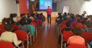 La Diputación de Guadalajara celebra el Día del Libro con actividades para escolares
