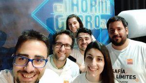 La Escuela de Caminos de la UCLM participa este miércoles en 'El Hormiguero 3.0' con una prueba de ingeniería