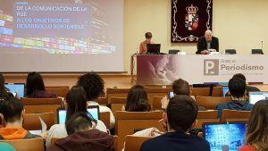 La Facultad de Periodismo de la UCLM enseña a sus alumnos a comunicar los objetivos de desarrollo sostenible