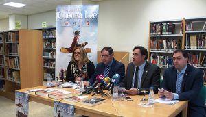 La Feria del Libro 'Cuenca Lee' llega a su cuarta edición con más de 80 actividades para todos los públicos