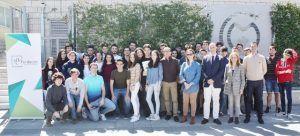 La Fundación Eurocaja Rural transmite valiosos consejos a futuros emprendedores del Colegio Mayol de Toledo