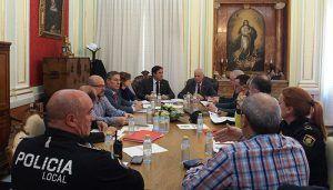 La Junta Local de Seguridad de Cuenca aprueba el Plan Específico de Colaboración y Coordinación con motivo de la Semana Santa