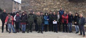 La Junta Rectora del Parque Natural de la Sierra Norte estudia las acciones que llevará a cabo este año