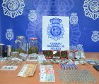 La Policía Nacional detiene a dos hermanos que suministraban droga a jóvenes universitarios de Guadalajara