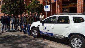Las Oficinas Comarcales Agrarias de Guadalajara estrenan 11 vehículos