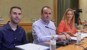 Los concejales de Ciudadanos en el Ayuntamiento de Cuenca se despiden aseguran que no han participado en la elaboración de las candidaturas