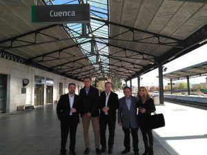 Los número uno al Congreso de los Diputados de Ciudadanos por Cuenca, Teruel y Soria se conjuran contra la despoblación