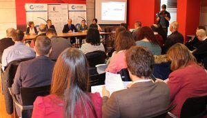 Más de 40 empresarios y emprendedores de la provincia de Guadalajara participan en la jornada informativa sobre ayudas a la digitalización empresarial