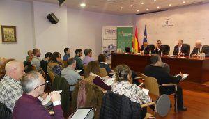 Más de 50 empresarios asisten en Cuenca a la jornada para informarse sobre las ayudas del Gobierno regional