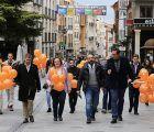 """María Ángeles Rosado se crece """"Las encuestas nos dan el escaño en Guadalajara, lo que es un síntoma evidente de que el proyecto de Cs es el que más crece y convence en las urnas"""""""