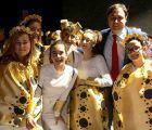 Mariscal elogia la labor del programa 'Música en las Aulas' en el acercamiento de la música a los escolares