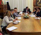 Mariscal valora la coordinación y el trabajo de los servicios municipales en el éxito del desarrollo de la Semana Santa