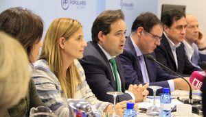 Núñez anuncia que cuando sea presidente de Castilla-La Mancha implantará en Cuenca un Centro Regional de Innovación Empresarial