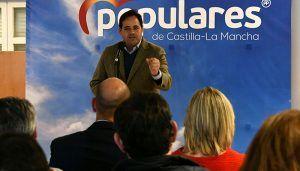 Núñez defiende la necesidad de recuperar el Convenio Sanitario porque garantiza el desarrollo de lugares como el Corredor del Henares y por tanto la competitividad de la región