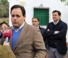Núñez garantiza que Pablo Casado no permitirá que a nuestros agricultores se les recorte ni un solo euro de su PAC