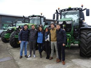 NNGG Castilla-La Mancha pide más ayudas para los jóvenes agricultores