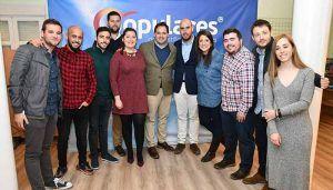NNGG CLM apoya a Sergio Sánchez como candidato a la Alcaldía de Marchamalo