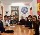 NNGG CLM se reúne con la asociación universitaria APEU UCLM