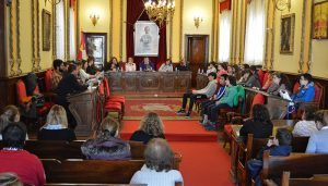 Nueva sesión del Consejo Municipal de Infancia y Adolescencia de Guadalajara