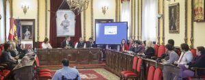 Celebrado en el Ayuntamiento de Guadalajara el sorteo para la designación de los miembros de las mesas electorales para  las Elecciones Generales del próximo 28 de abril