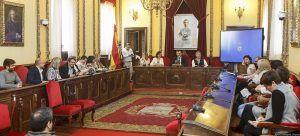 Celebrado en Guadalajara el sorteo para la designación de los componentes de las 102 mesas   para las elecciones del 26 de mayo