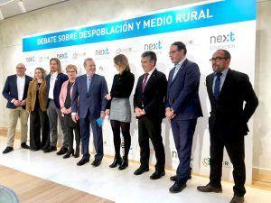 Prieto aboga por una repoblación con sentido común  aprovechando las herramientas del siglo XXI