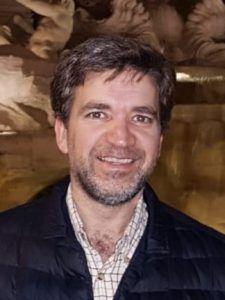 Rafael Pérez Bordá, candidato de Ciudadanos a la Alcaldía de Guadalajara