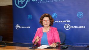 """Riolobos asegura que el PP-CLM sale a ganar las elecciones porque """"queremos recuperar el futuro de España en libertad"""""""