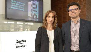 Samsung y Telefónica integran sus soluciones tecnológicas  para impulsar la digitalización del puesto de trabajo