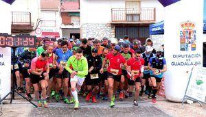 Sergio Tejero vence en el multitudinario IV Lupiana Trail
