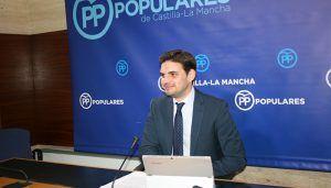 Serrano destaca la apuesta de Núñez para que Castilla-La Mancha sea un puntal fundamental para la creación de empleo y la innovación empresarial
