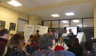 Unos 50 empresarios conquenses asisten a la jornada de CEOE-Cepyme Cuenca sobre youtube y exportación