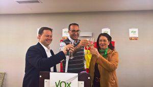 Vox Guadalajara se congratula de sus 23.454 votos e ignora la victoria del PSOE en la provincia
