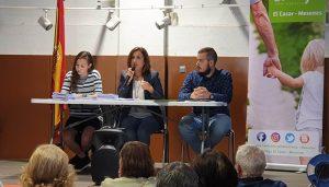 Éxito de CONTIGO Somos Democracia en la presentación del programa y de la candidatura en El Casar-Mesones