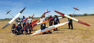 Éxito de participación y victoria del guadalajareño Javier Mayor en el Campeonato Regional de Aeromodelismo celebrado en Usanos