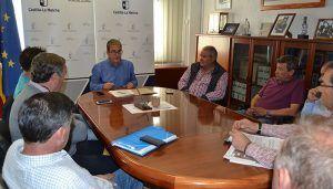 Abierto el periodo de información pública para la declaración de interés regional de varias zonas regables en Almoguera, Mazuecos y Driebes