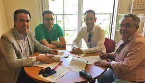 Acuerdo entre la MVH y Ferrovial para continuar con el contrato de recogida de residuos hasta 2022 recuperando servicios