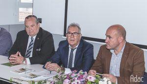 ADAC firma cuatro proyectos con una inversión  de casi medio millón de euros