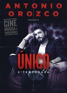 Agotadas las localidades para el concierto de Antonio Orozco en Guadalajara