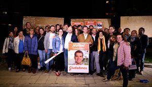 """Alejandro Ruiz """"Ha llegado la hora de romper el bipartidismo en esta región. Vamos a ser claves para el futuro de esta región"""""""