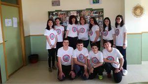 Alumnos del IES Isabel Martínez Buendía de Pedro Muñoz vuelven a viajar a Italia dentro del programa europeo Erasmus+