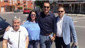 """Antonio de Miguel """"Aliviar la pobreza y la precariedad en Guadalajara es uno de los desafíos más importantes que nos encontraremos cuando VOX llegue al Ayuntamiento"""""""