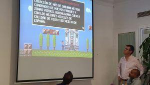Antonio Román anuncia la creación del Museo del Videojuego en el Centro Cívico