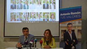 Antonio Román anuncia una ayuda de hasta 1.000 euros para que las familias de Guadalajara paguen parte del coste de las escuelas infantiles o guarderías