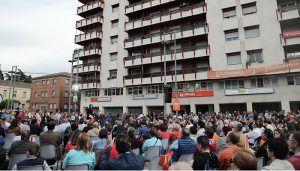 """Arrimadas """"Ciudadanos se va a dejar la piel para que todos los ciudadanos españoles tengan las mismas oportunidades"""""""