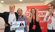 """Bellido califica de """"resultadazo"""" la rotunda victoria del PSOE en Guadalajara en las elecciones autonómicas y municipales"""