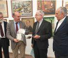 Camilo José Cela cede a la Diputación de Guadalajara los derechos de autor e imagen del Premio Nobel relacionados con el 'Viaje a la Alcarria'