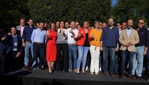 """Carmen Picazo """"El 26M le pido a los castellanomanchegos que llenen las urnas de votos naranjas y apuesten por el proyecto ganador de Ciudadanos"""""""