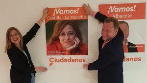 """Carmen Picazo """"El próximo 26M ganarán los castellanomanchegos porque estamos convencidos de que con su voto pondrán fin al bipartidismo"""""""