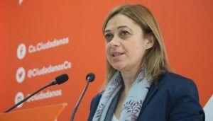 """Carmen Picazo """"Lo único que tenemos claro es que cada vez que se ponen las urnas el proyecto de Cs crece y convence"""""""